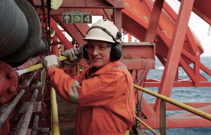 empregos petroleo Empregos em plataformas de petróleo