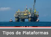 tipos plataformas Tipos de plataformas petrolíferas